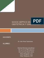 SEM Shock Septico