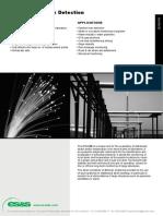 Fibre Optic Leak Detection