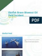 Ekofisk Bravo Blowout Oilfield Incident