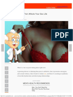 How Porn Really Affects Your Sex Life Mens Health