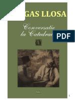 Mario Vargas Llosa - Conversatie La Catedrala 2002_RAO