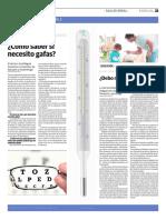 Dr. José Miguel Camacho Sampelayo - ¿Cómo Saber Si Necesito Gafas?
