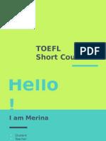 Desdemona - ToEFL