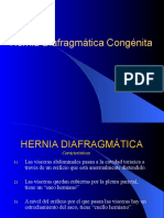 Hernias diafragmáticas
