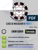 Clase 4 ABC Parte 1 PDF poker cash