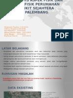 Analisis Aspek Fisik Dan Non-Fisik Perumahan Bukit Sejahtera
