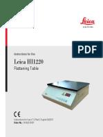 Brosur Leica HI1220