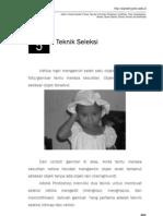 Praktikum Adobe Photoshop Bab5 - Teknik Seleksi