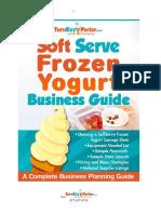 Self Serve Soft Serve Book