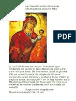 Paraclisul Icoanei Preasfintei Născătoare de Dumnezeu