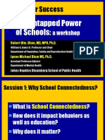 8182009125915School Connectedness-Dr. Blum Presentation