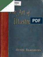 (1896) Blackburn's Art of Illustration Book