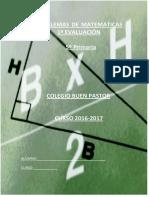 Cuadernillo de problemas 5_primaria 1-Evaluación 2016-2017