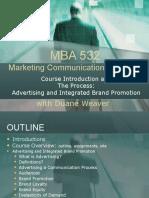 MBA 532 Intro DW