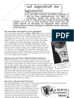 Nazis greifen Falken in Braunschweig an