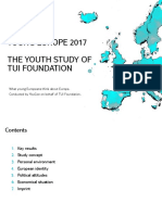 All Results TUI Stiftung European Youth