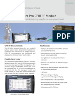 Anritsu MT1000A CPRI RF Module