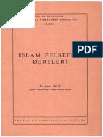 Cavit SUNAR-İslam Felsefesi Dersleri.pdf