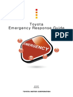 Emergency Response Guide-Toyota
