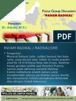 Paham Radikal di Kabupaten Sambas