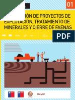 3.Descripcion Proyectos Explotacion Minera