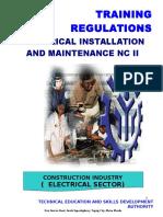 TR - Elec Inst & Maint NC II.doc