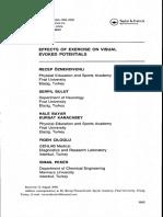Intern J Neroscience 2005 Ozmerdivenli- Effects of exercise on visual evoked potentials.pdf