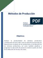 Clases1 Métodos de Producción I 2017