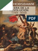 Eric Hobsbawm - La Era de Las Revoluciones - 1789-1848.pdf