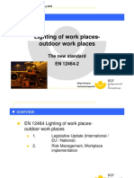 Beleuchtung Von Arbeitsstaetten