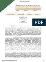 Chile Caso 12, CHILE DERECHO SUPERIOR DEL NIÑO Y DERECHO HOMOSEXUALES