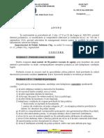 16-10!01!09!02!08 Anunt Concurs Incadrare Directa - I.P.J. Cluj