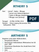 Slide Penjelasan Umum Arthery 5