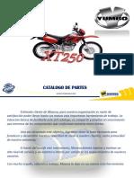 Xt 250 Yumbo