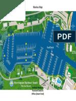 MANTOA 2017 Rendezvous Marina Map