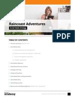 SocialMediaStrategySampleRaincoastAdventures Academy 1467048922558