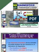 Métodos diagnóstico en inmunología 2010