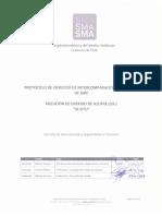 1 Protocolo de ejercicio de intercomparación de calidad de aire