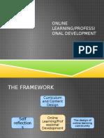 4 Online Learning-professonoal Development