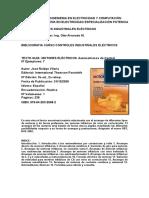 Bibliografia de Controles Industriales Electricos