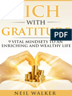Rich with gratitude