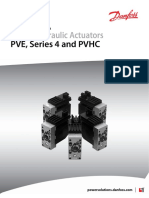 Danfoss PVE Series 4 Technical Information