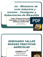 BUENAS PRACTICAS AGRICOLAS