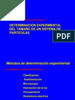 3 - Determinación Experimentall