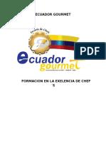Ecuador Gourmet