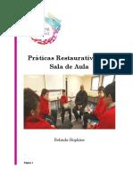 Portuguese Version Práticas Restaurativas Em Sala de Aula