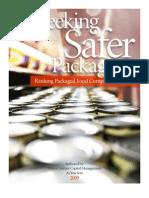 REPORT Seeking Safer Packaging