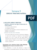 DERECHO TRIBUTARIO I (CÓDIGO TRIBUTARIO)  - Semana 5 RelacionJT(1)