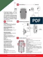 Manual QMC 10A
