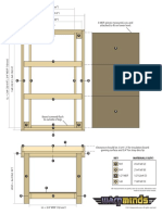 Build Your Table - Instructions - Plans